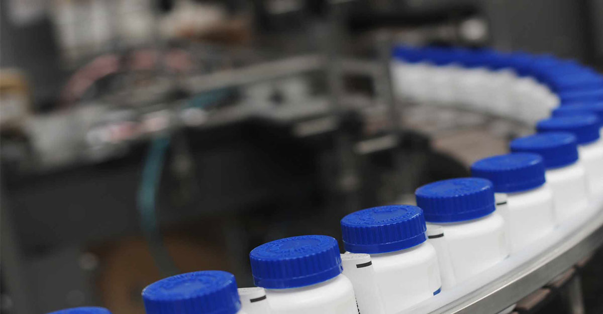 Pill Bottles Manufacturing Line